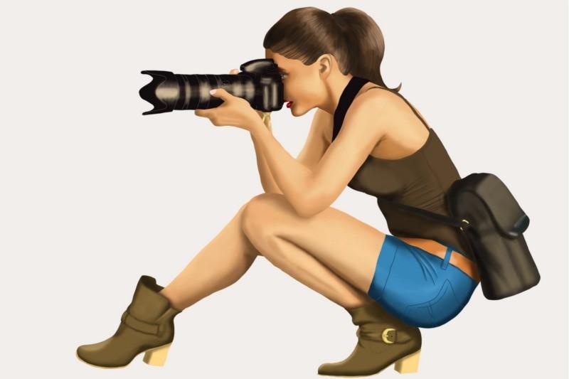 Заработок на продаже фотографий или фотошкола